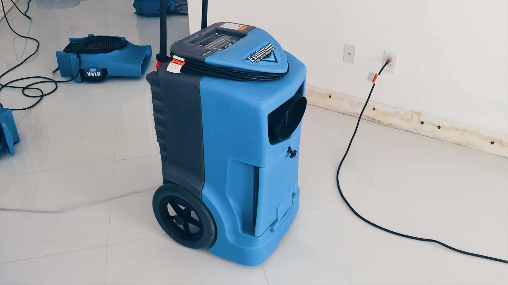 Dehumidification Services