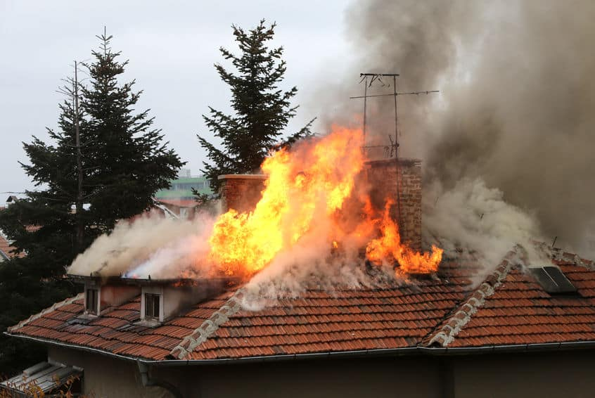 Five Ways to Prevent a House Fire!